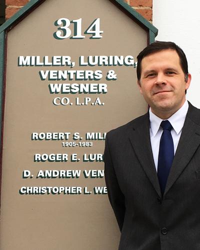 D. Andrew Venters